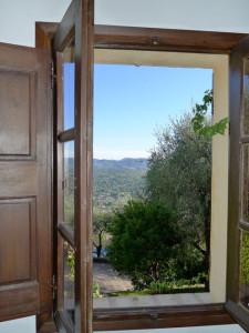Immobilie franzoesisches Ausblick