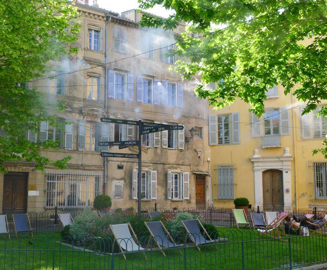 Dufte Erholung in der Stadt Grasse